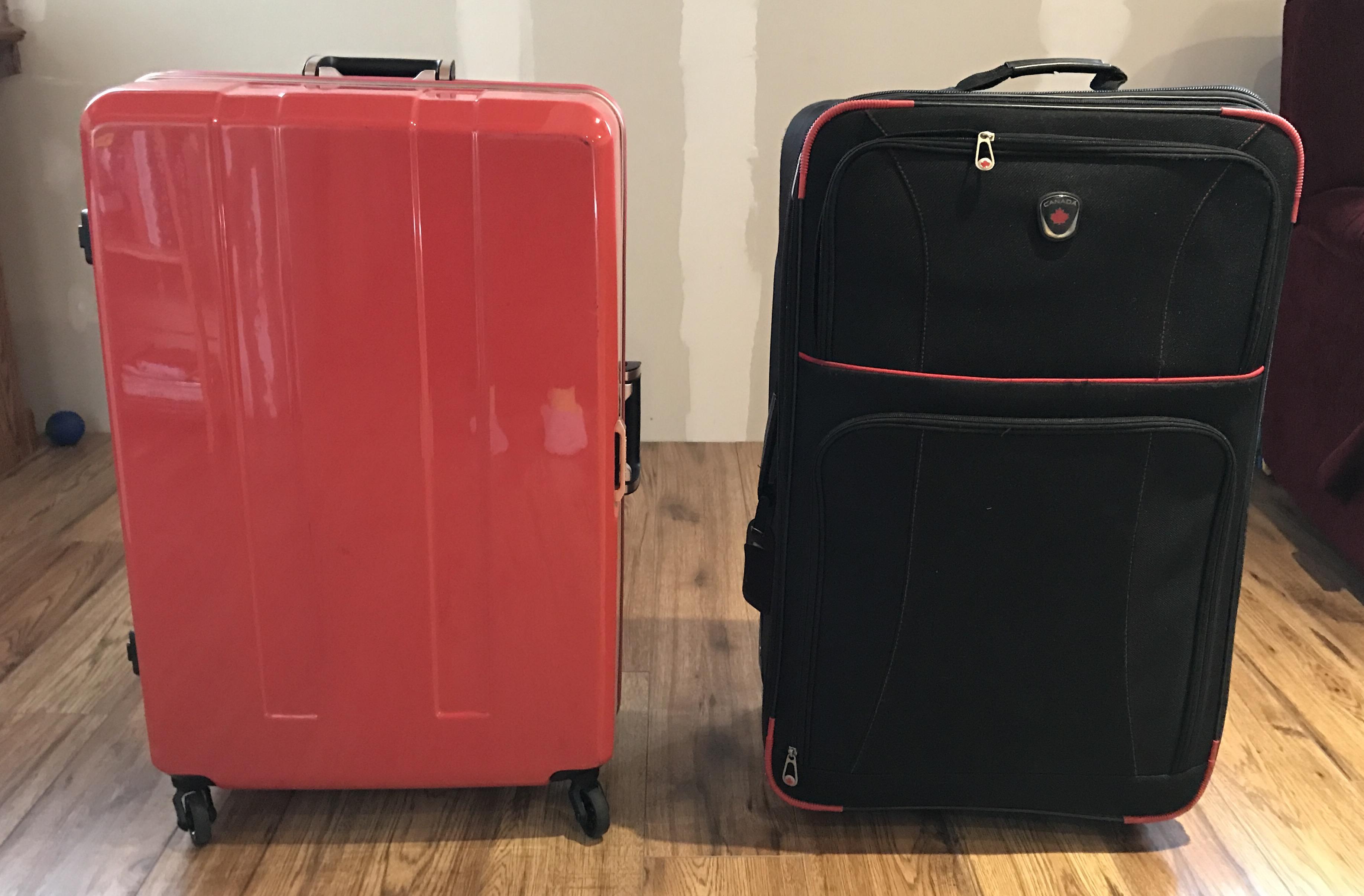 ハードとソフトを徹底比較!海外旅行用のスーツケースはどっちがオススメ?