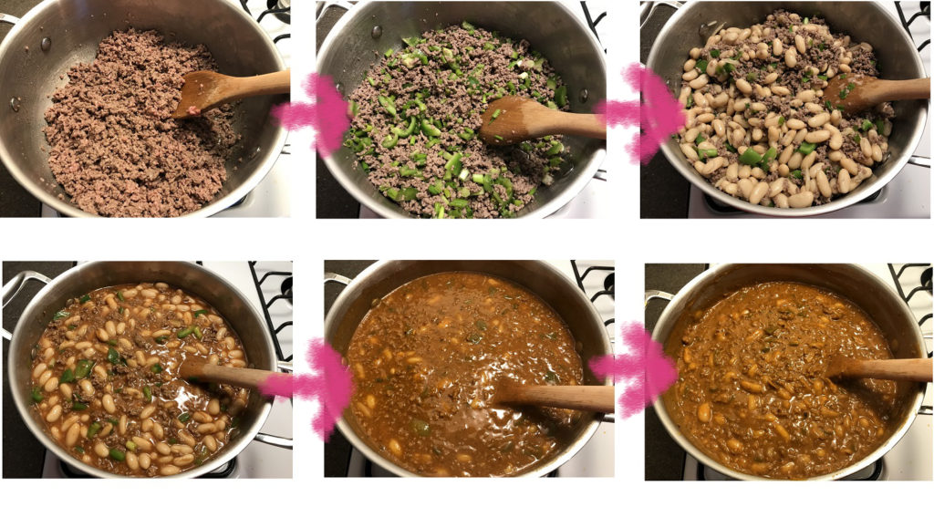 計量不要!カナダ・アメリカで作る、超簡単なチリビーンズのレシピ